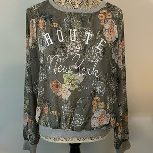 Only Long Sleeve Shirt Size 40